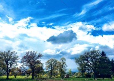 Big beautiful sky